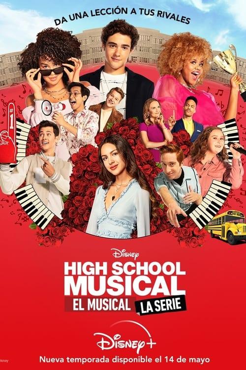 Póster serie High School Musical: El Musical: La Serie
