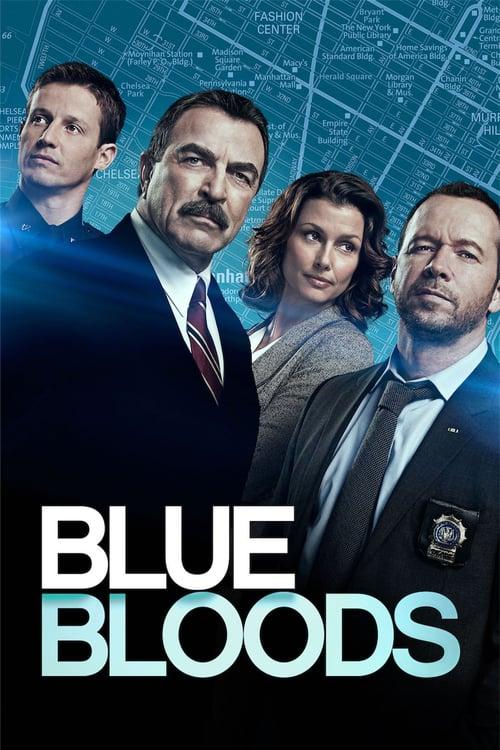 Blue Bloods (Familia de policías) poster