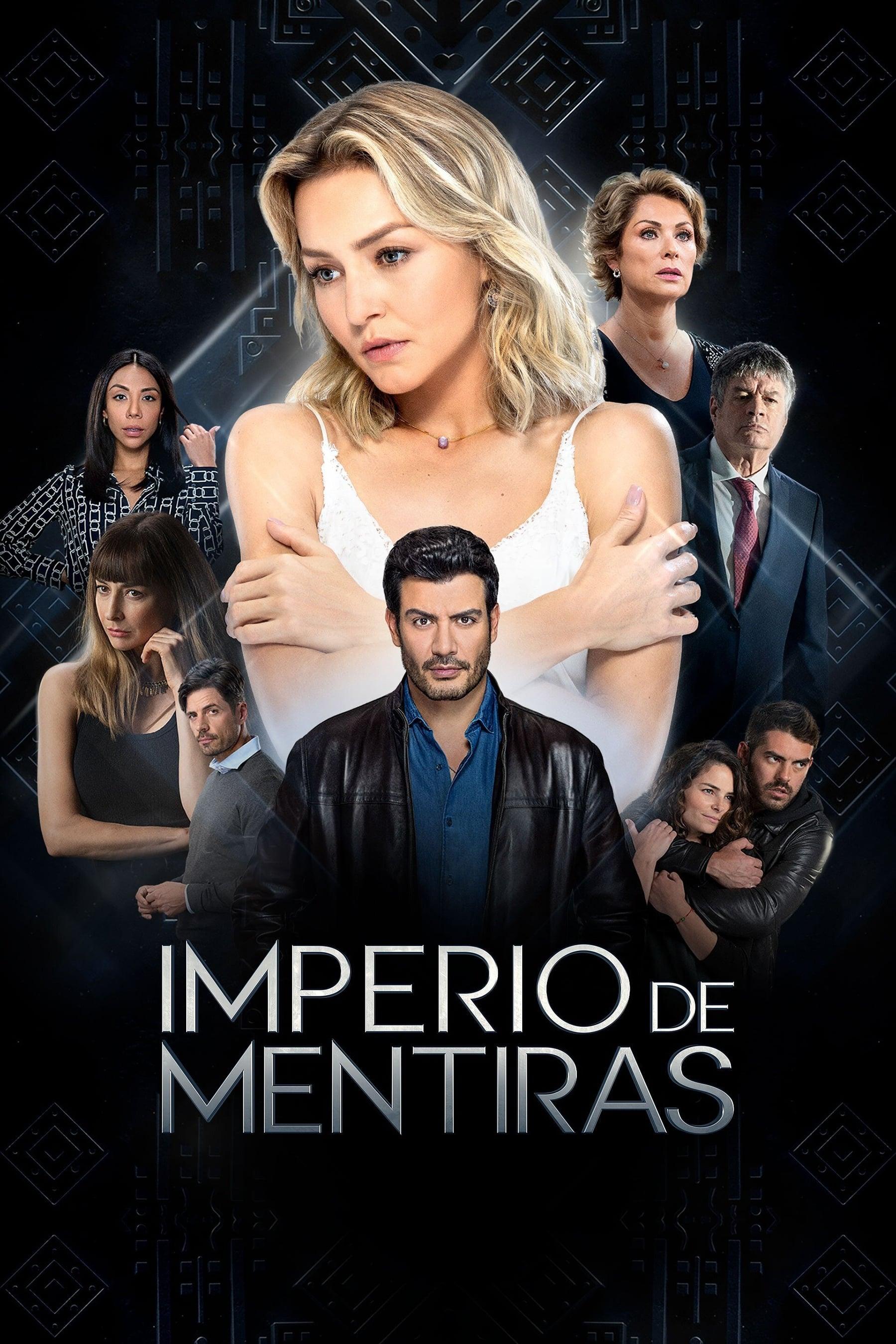 Imperio De Mentiras poster