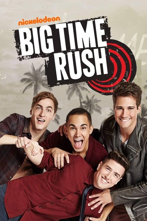 Big Time Rush poster