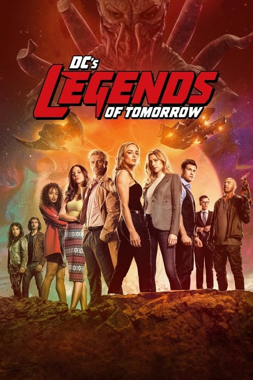 Póster DC's Legends of Tomorrow