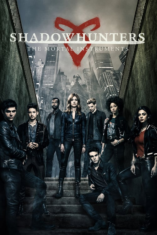 Póster Shadowhunters: The Mortal Instruments