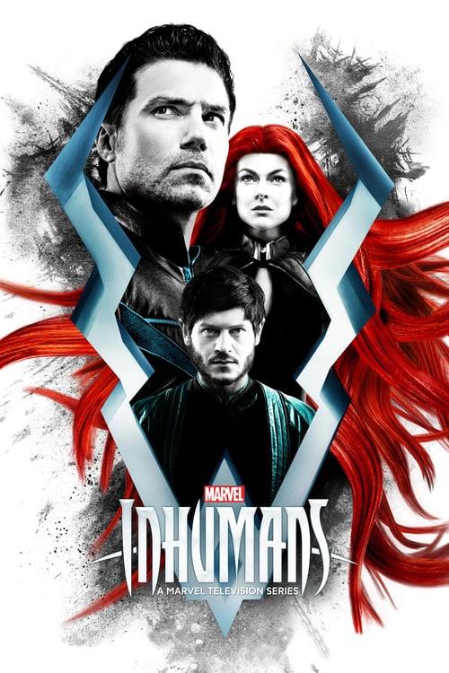 Póster película Inhumans