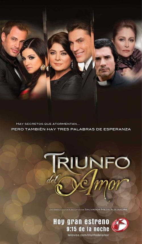 Triunfo del amor (2010) poster