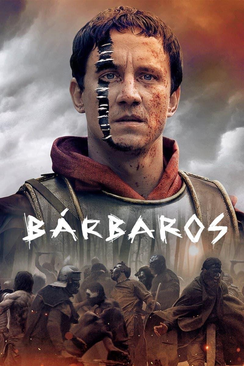 Bárbaros poster