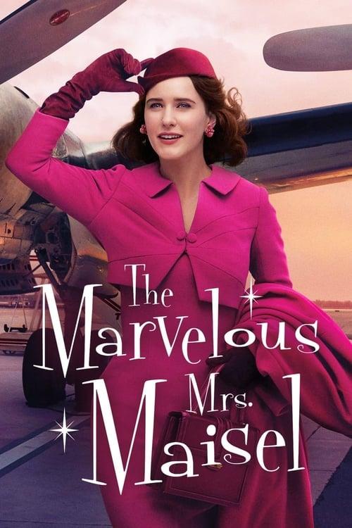 La maravillosa Sra. Maisel poster