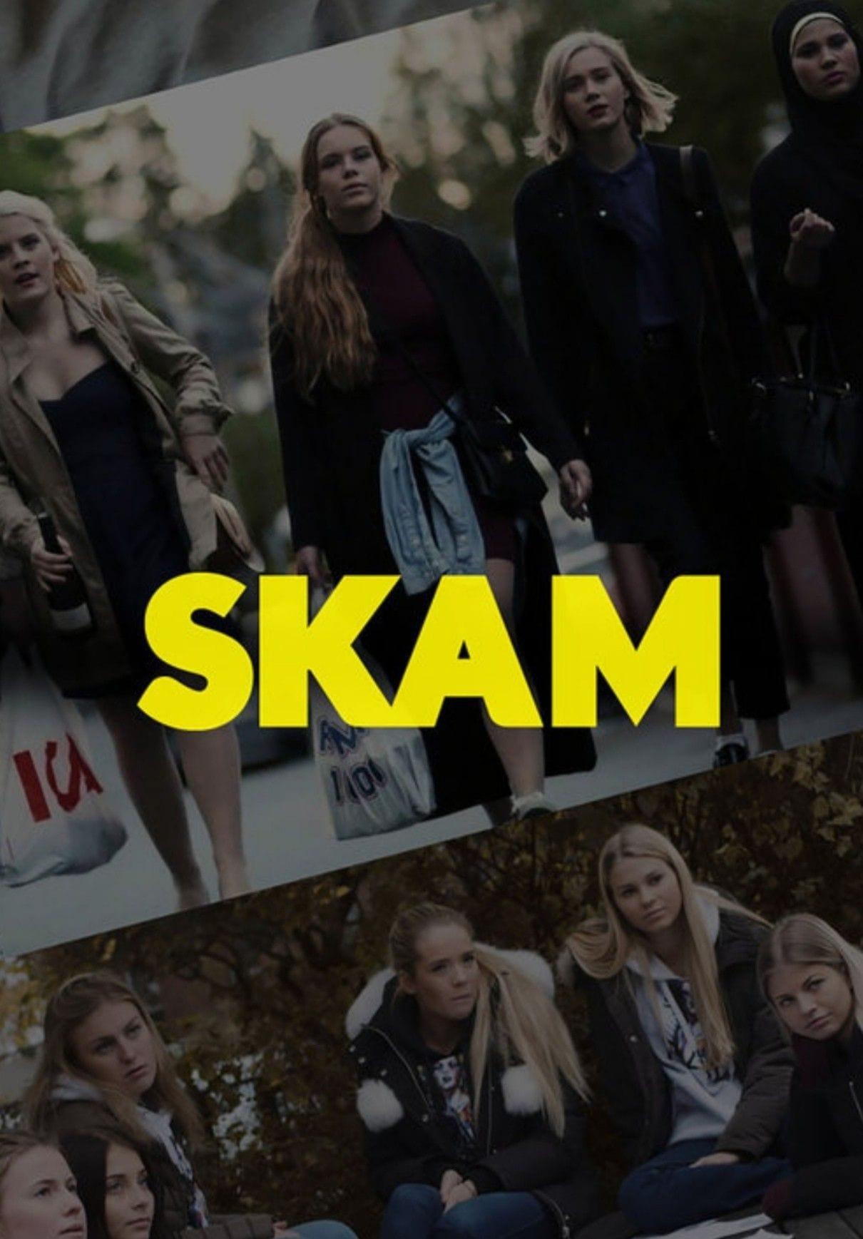 Póster Skam