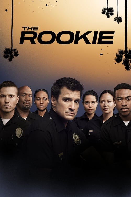 Póster serie The Rookie