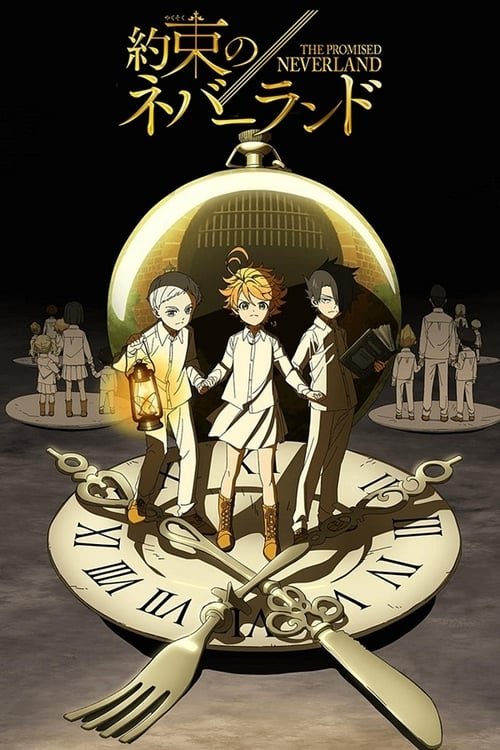 Póster The Promised Neverland