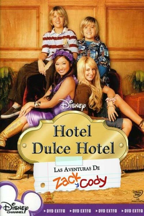 Póster Hotel, dulce hotel: Las aventuras de Zack y Cody