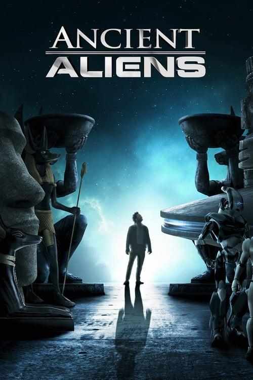 Alienígenas ancestrales poster