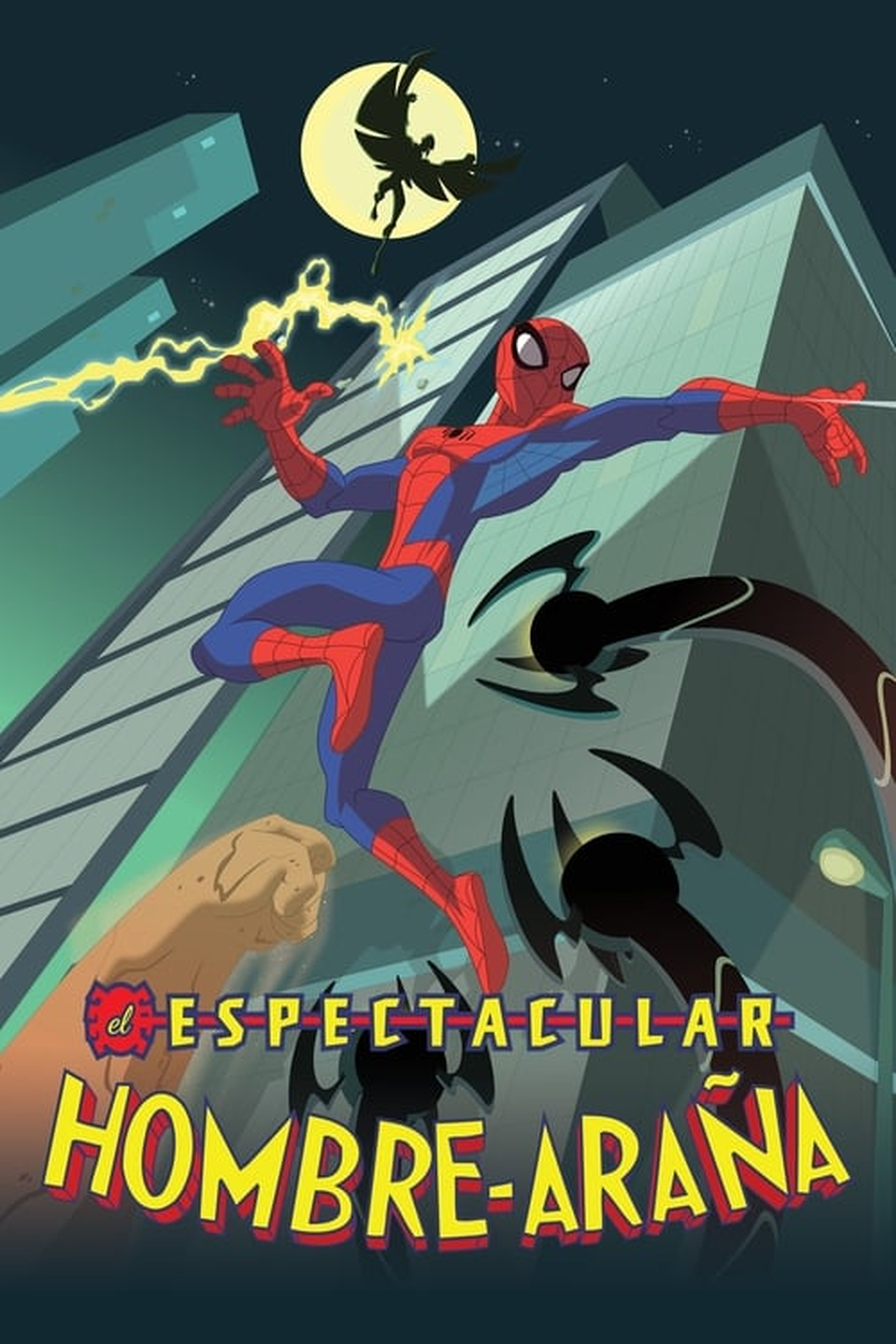 El Espectacular Spider-Man poster