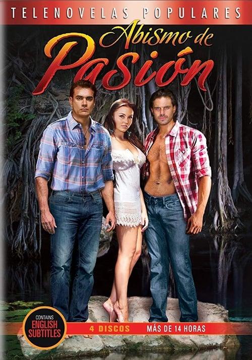 Póster Abismo de pasión