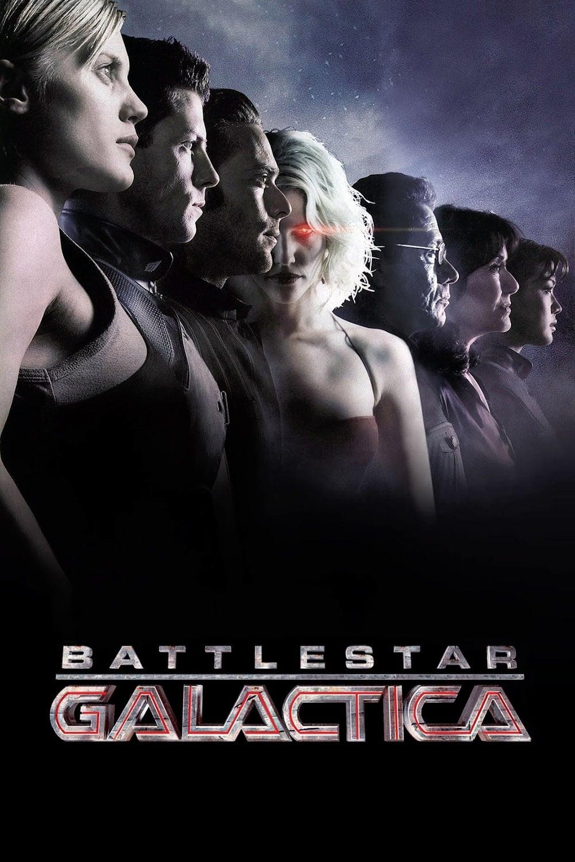 Póster Battlestar Galactica
