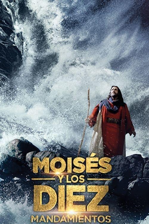 Moisés y los Diez Mandamientos poster