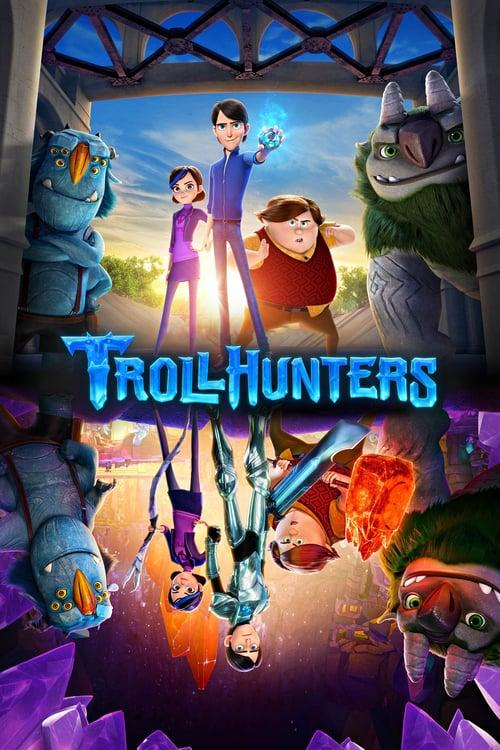 Trollhunters: Relatos de Arcadia poster