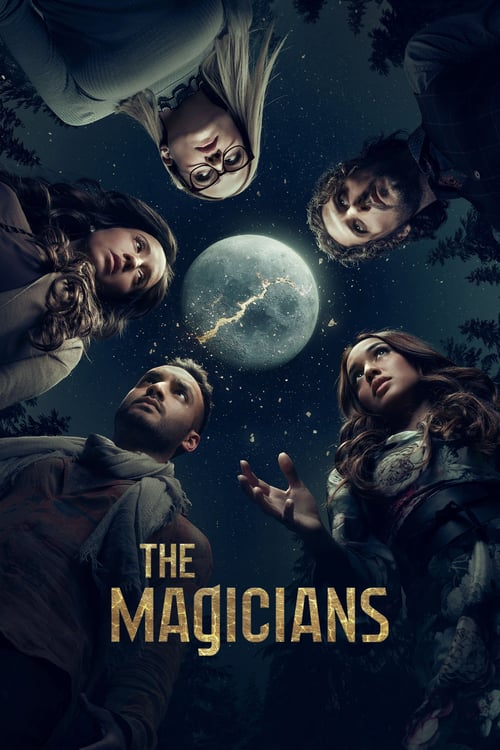 Póster The Magicians