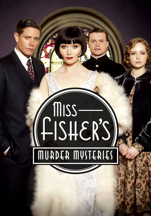 Los misteriosos asesinatos de Miss Fisher poster