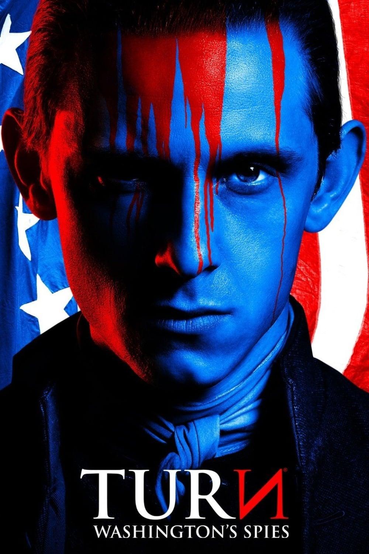 TURN: Espías de Washington poster