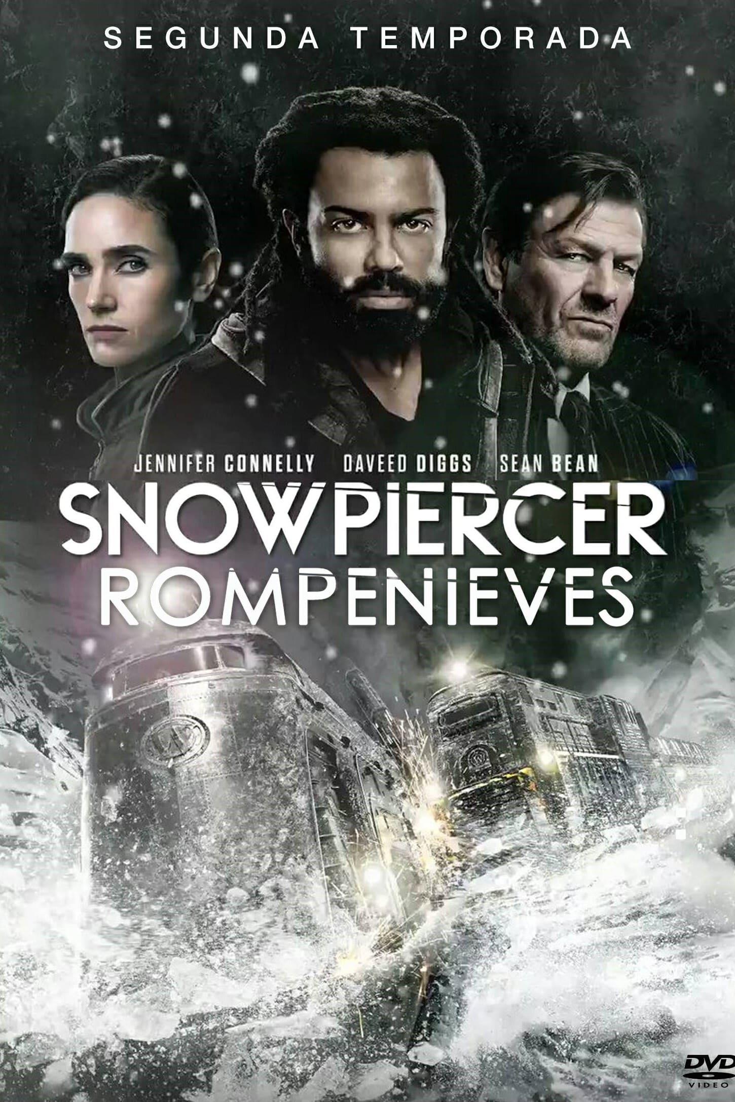 Snowpiercer: Rompenieves poster