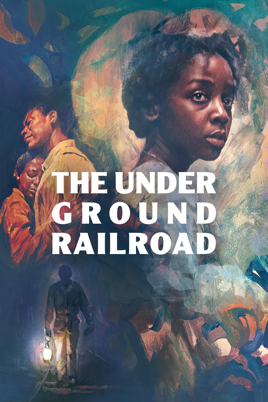El ferrocarril subterráneo poster