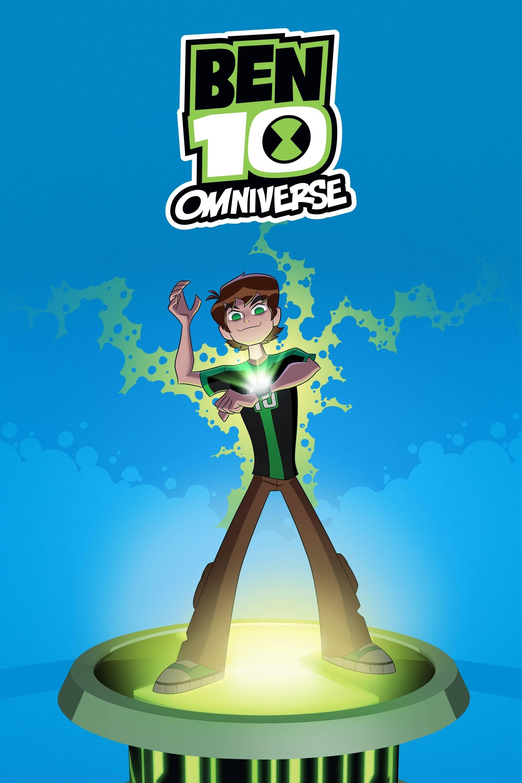 Ben 10: Omniverse poster