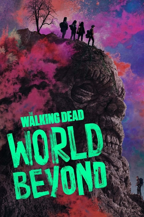 Póster serie The Walking Dead: World Beyond