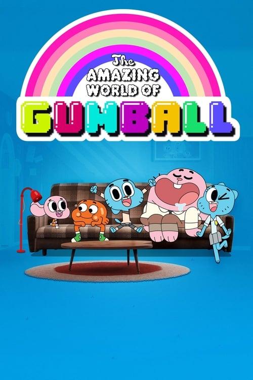 El asombroso mundo de Gumball poster