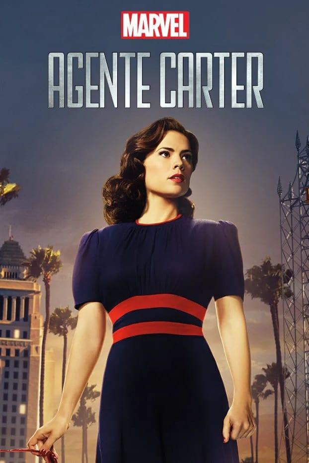 Póster Agente Carter
