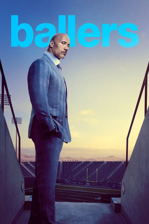 Póster Ballers