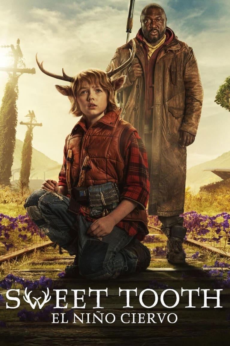 Sweet Tooth: El niño ciervo poster