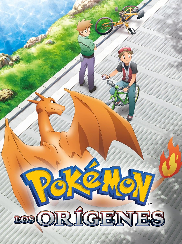 Pokémon: los orígenes poster