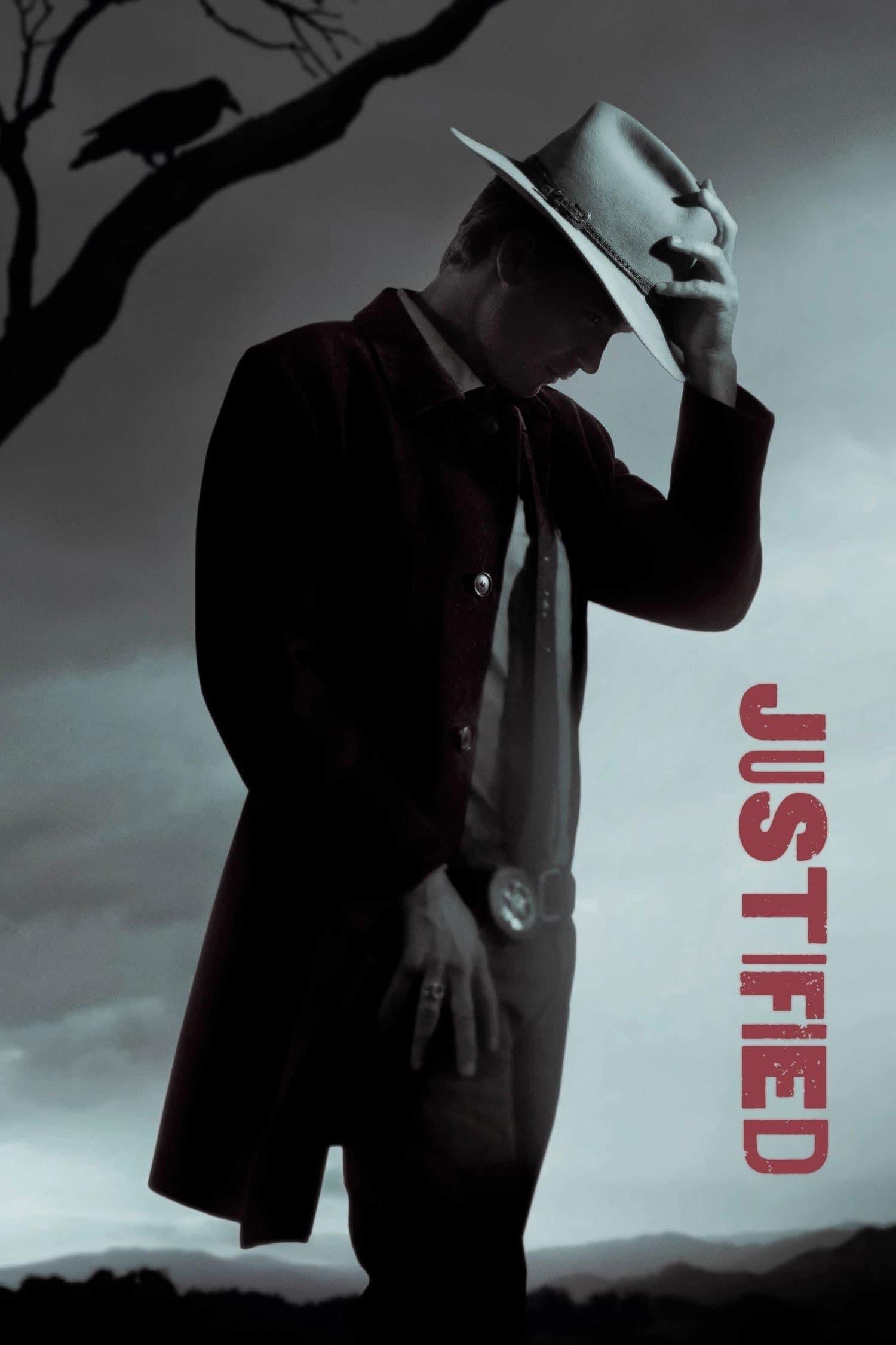 Póster Justified: la ley de Raylan