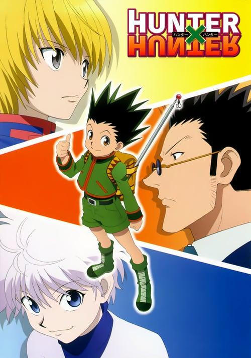 Póster Hunter × Hunter (2011)
