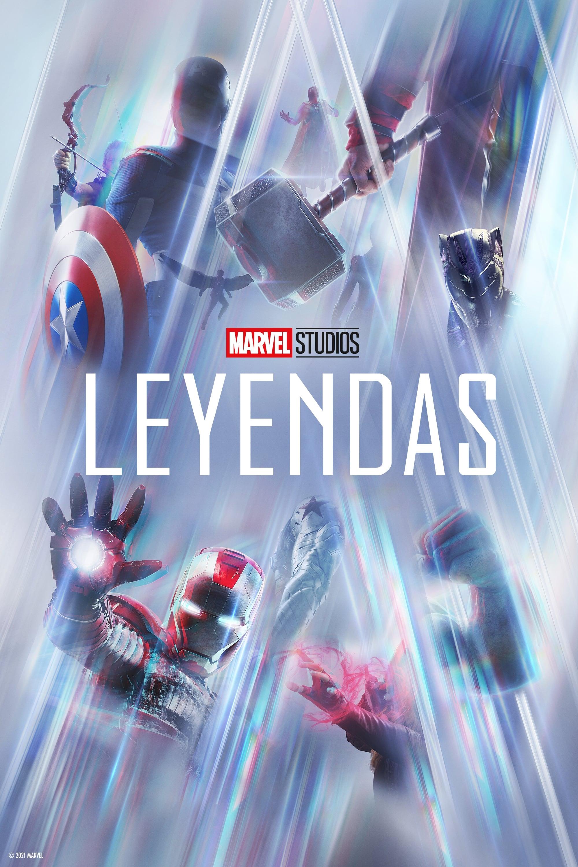 Leyendas de Marvel Studios poster