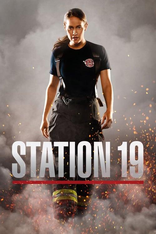 Estación 19 poster