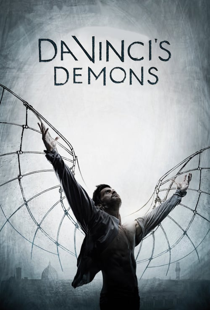 Póster Da Vinci's Demons