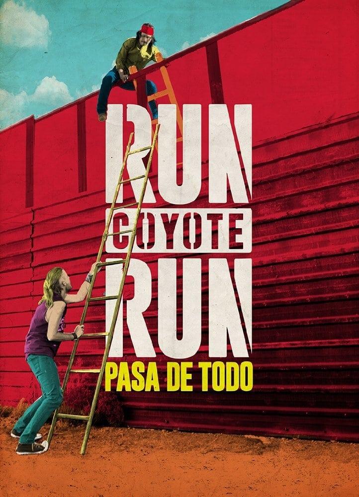 Run Coyote Run poster