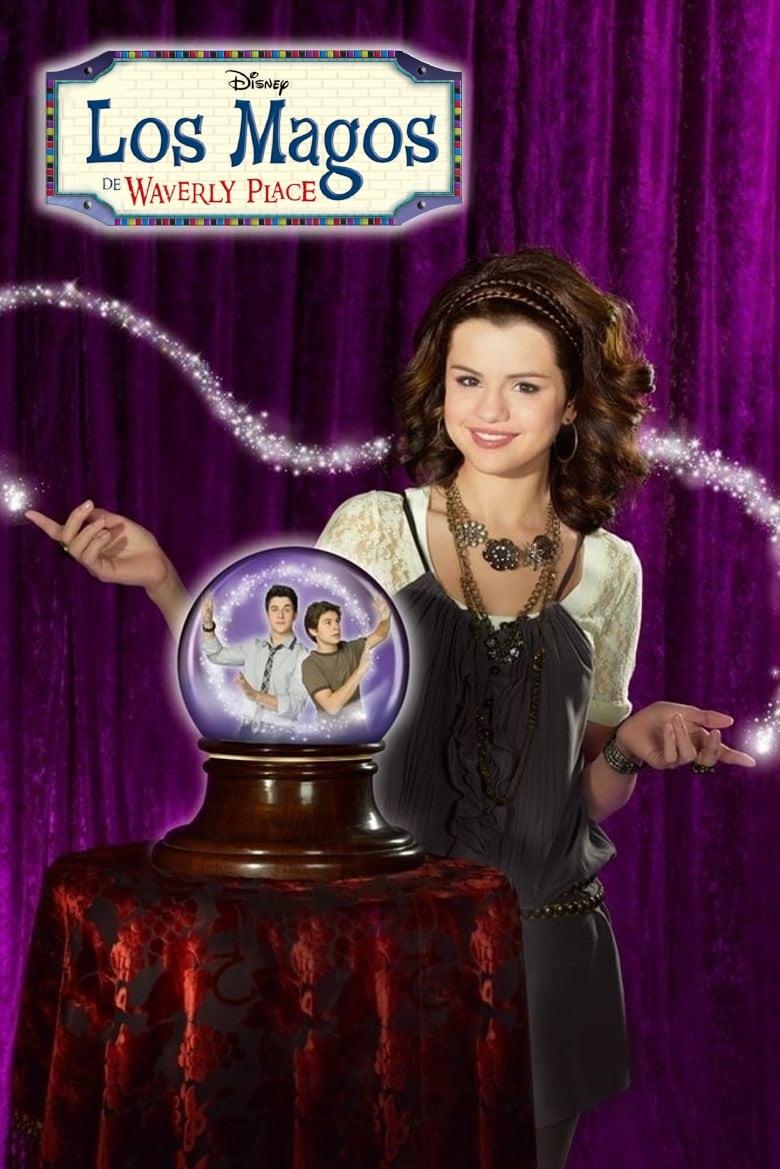 Los magos de Waverly Place poster