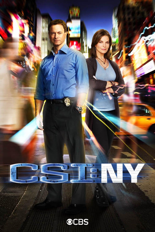 Póster CSI: Nueva York