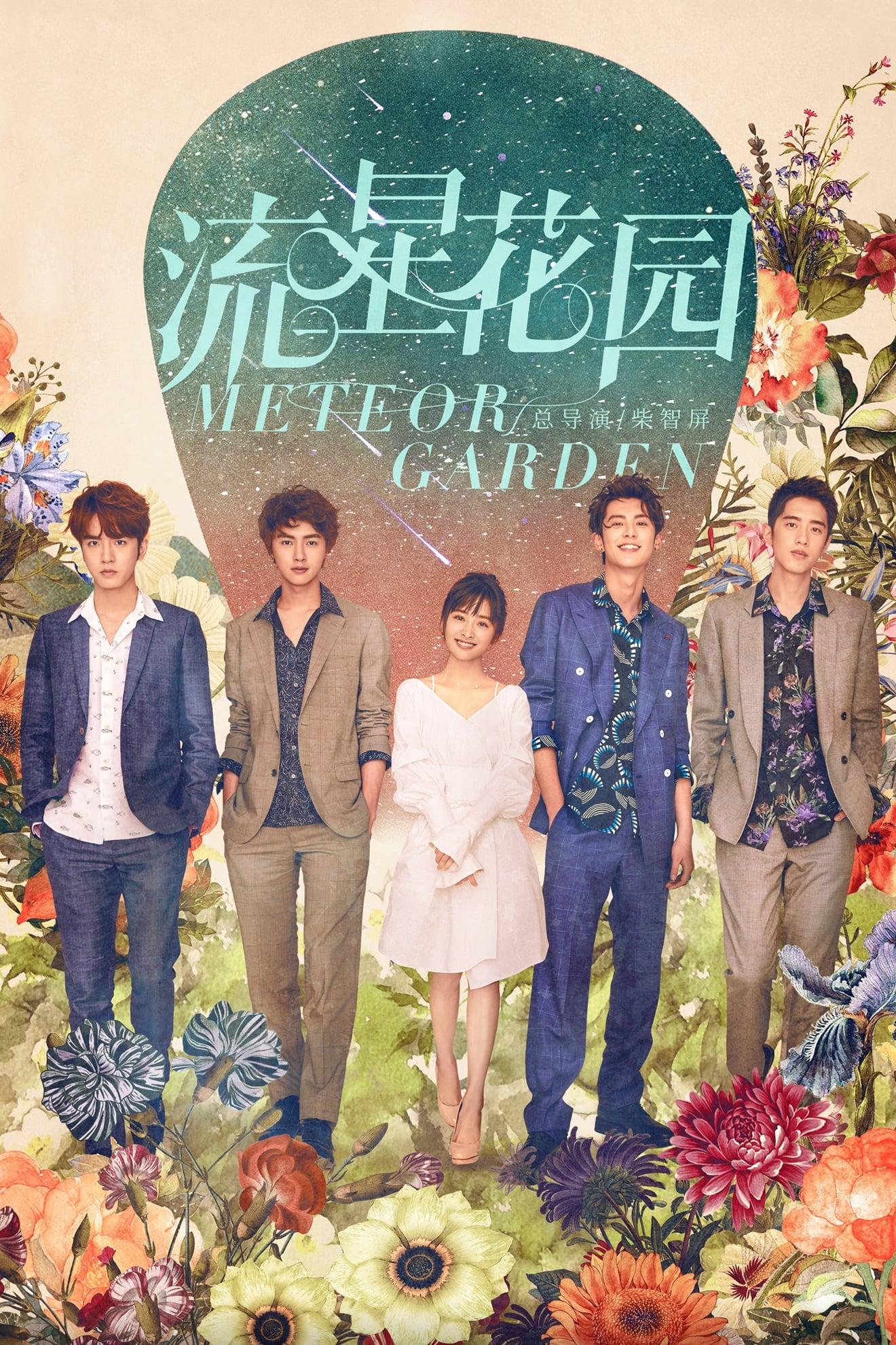 Jardín de meteoros (Meteor Garden) poster