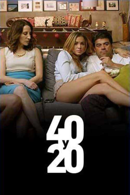 40 y 20 poster