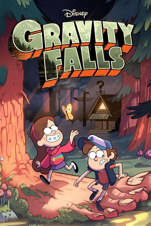 Póster Gravity Falls