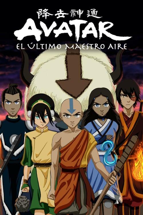 Avatar: La leyenda de Aang poster