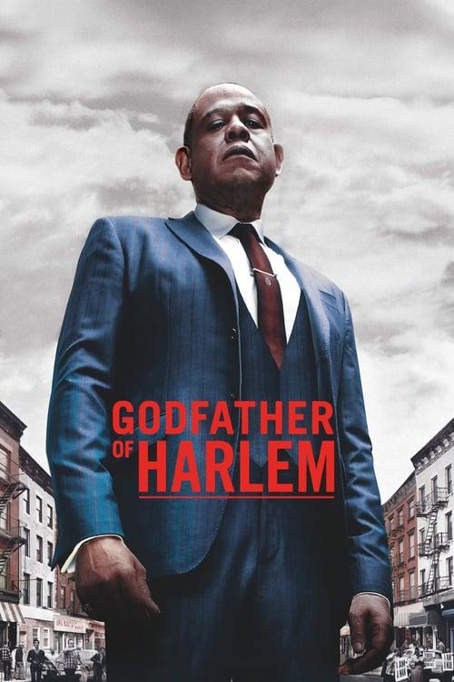 El padrino de Harlem poster