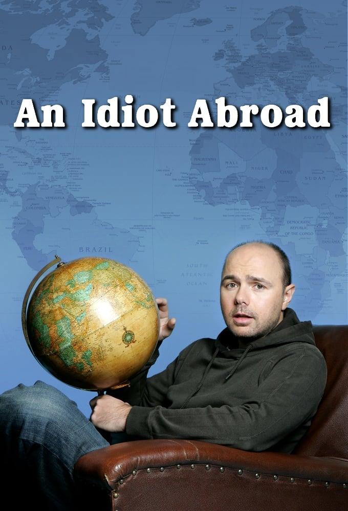 Un idiota de viaje poster