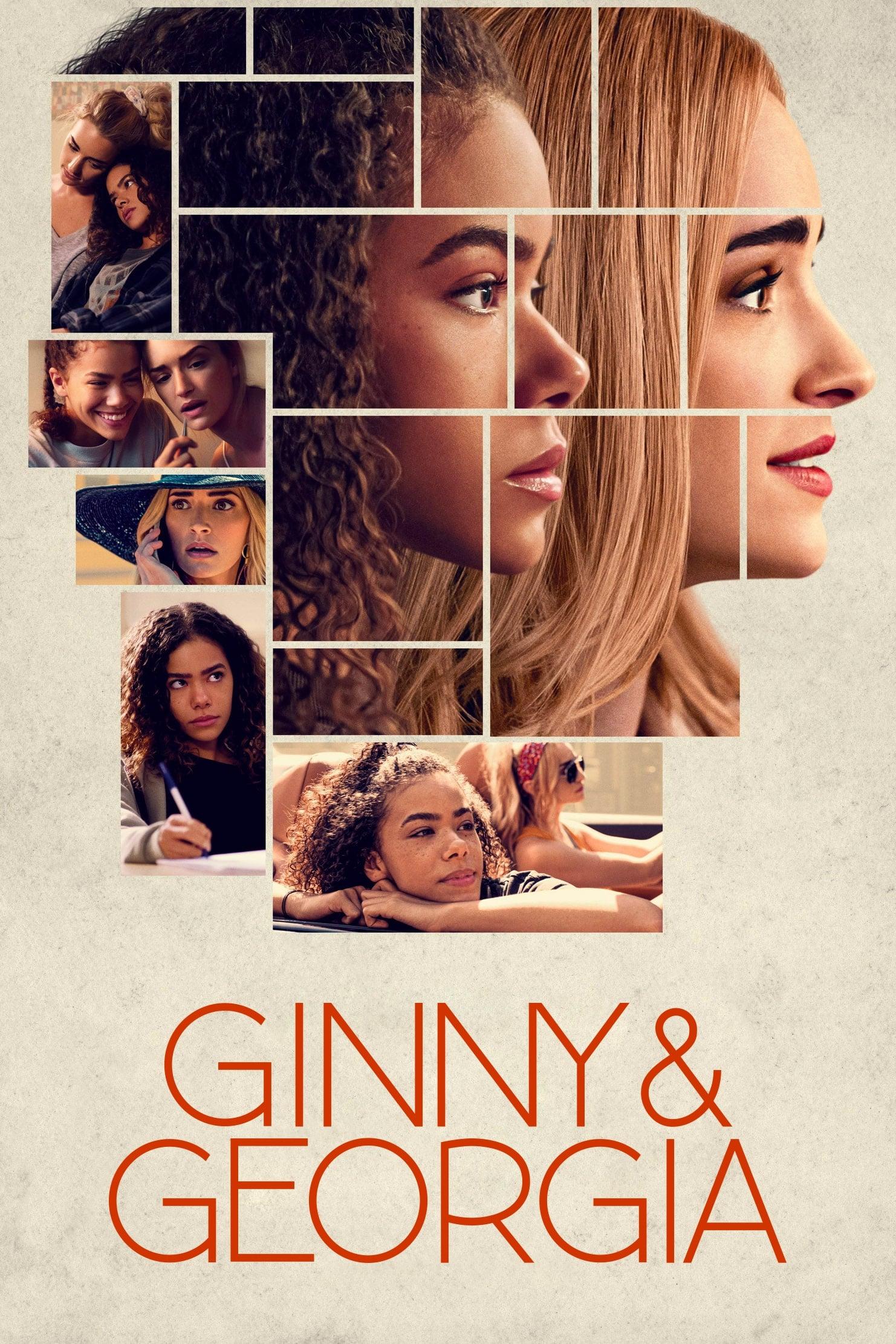 Ginny y Georgia poster