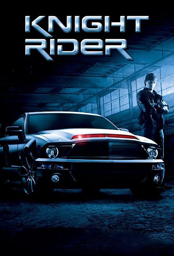 El coche fantástico poster