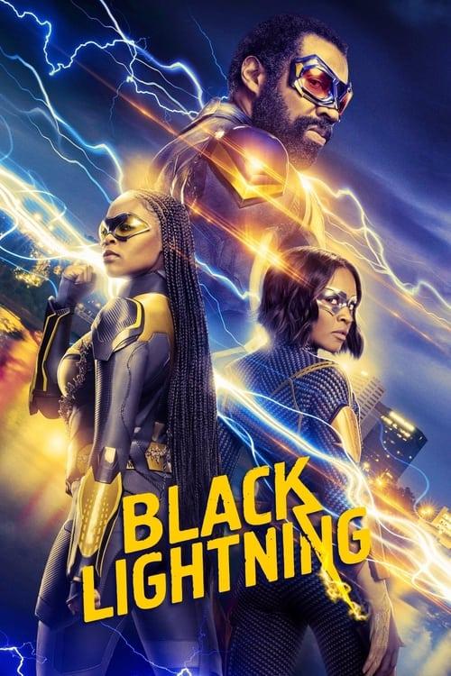 Black Lightning poster