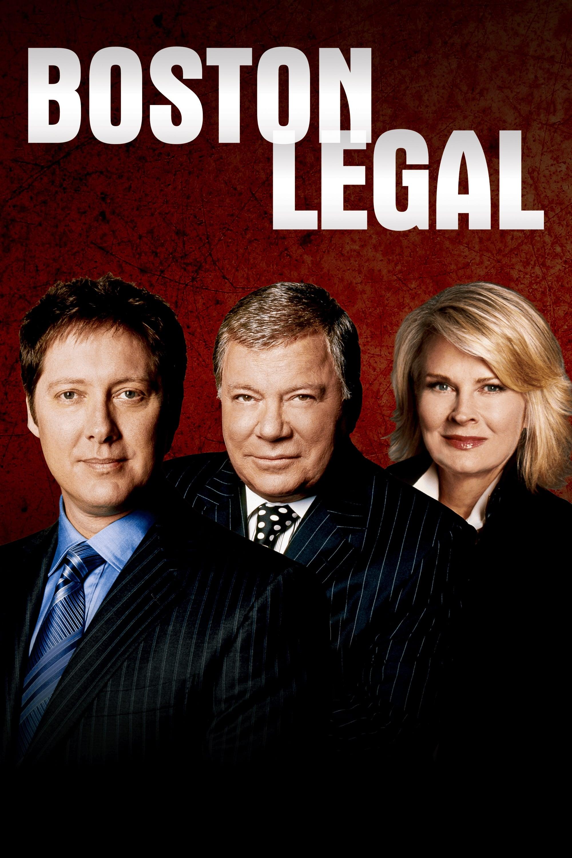 Boston Legal poster